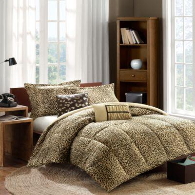 Cozy Soft® Amara Reversible Comforter Set - Bed Bath & Beyond