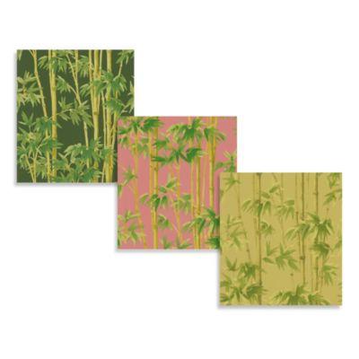 Echo Design™ Bamboo Wallpaper - Bed Bath & Beyond