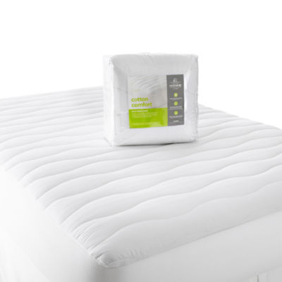 JCPenney Home Cotton Comfort Mattress Pad JCPenney