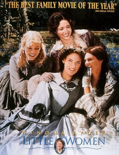 Mujercitas - Little Women (1994) 720p 1080p Dual - Identi