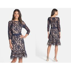Magnificent Navy Lace Dress Our Holiday Party Dresses Rustic Wedding Holiday Party Dresses 2017 Holiday Party Dresses Women Over 50