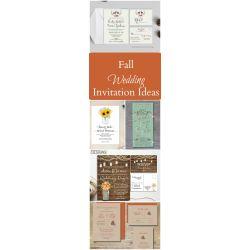 Splendid Fall Wedding Invitations Fall Wedding Invitations Rustic Wedding Fall Wedding Invitations Printable Fall Wedding Invitations Packages See
