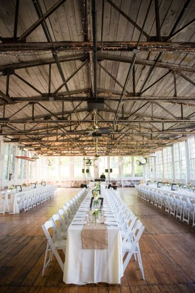 Connecticut Wedding At The Lace Factory - Rustic Wedding Chic