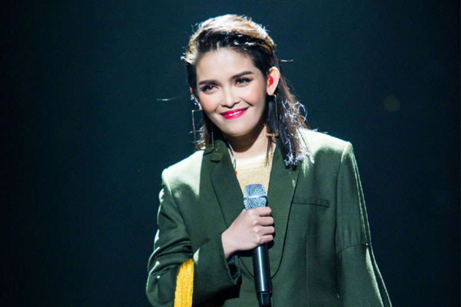 I will never forget this experience   KZ eliminated from  Singer     KZ Tandingan sang her cover of Lorde s  Royals  for Friday s episode of   Singer 2018   Photo credits  Singer 2018