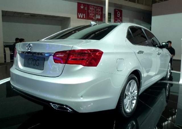 BAIC C70G