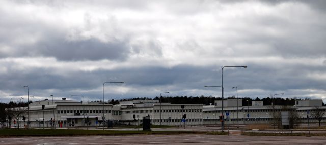Saab Powertrain Department