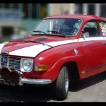 Startnummer 141, Saab 96 Rallye