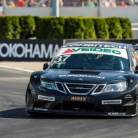 NEVS & PWR Racing Team = SAAB 9-3 STCC