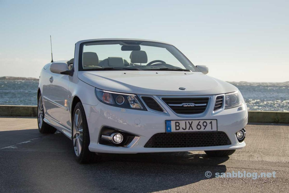 Introducing: The SAAB 9-3 Cabriolet MY14