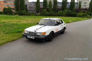 Kurzgeschichte. Meine Saab 900 Geschichte