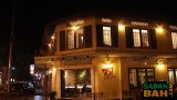 Party Play Gaya Street exterior at night