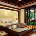 The proposed interior of the Gaya Island Resort in Kota Kinabalu, Sabah