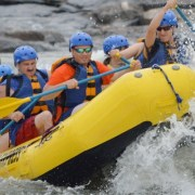Book Padas River White Water Rafting in Sabah, Borneo (*Stock photo was not taken in Sabah, Borneo)