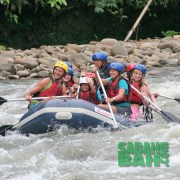 Book Kiulu River White Water Rafting through SabahBah.com