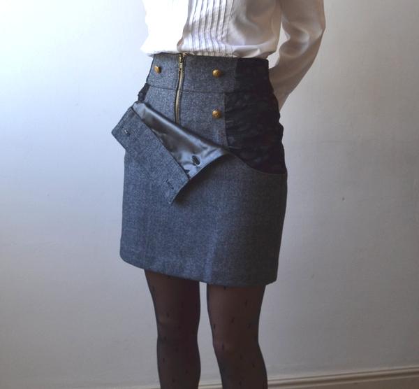 Jupe Kasia - Sabali couture 03