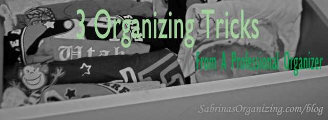 3 Organizing Tricks from a Professional Organizer