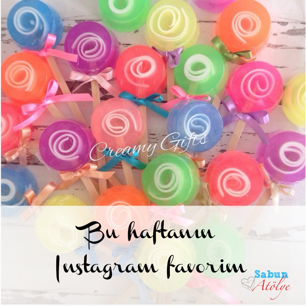 Bu haftanın Instagram favorim: Creamy Gifts