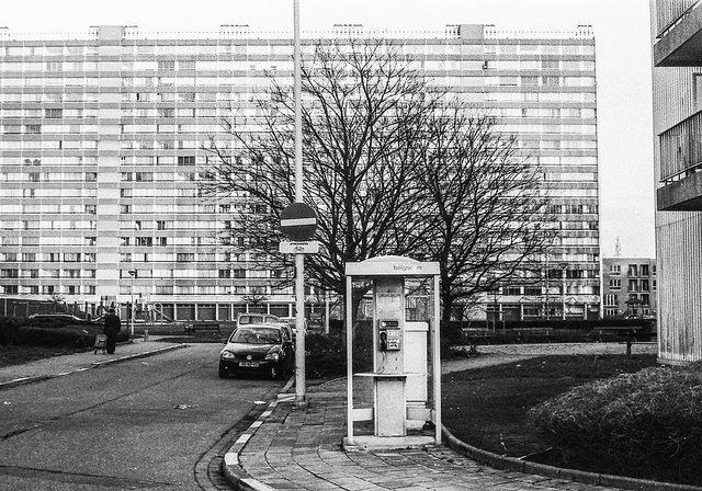 RIP Antwerpse telefooncellen
