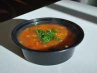 Pozole soup.