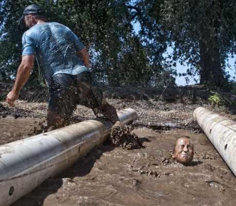 Tough 'N Dirty Mud Run...