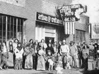 Art and craft fair, circa 1969, 16th and F Street