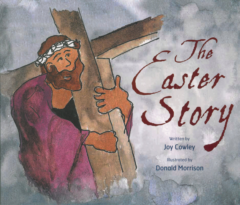 The Easter Story, by Joy Cowley - one of the best Easter picture books I've come across. | Sacraparental.com