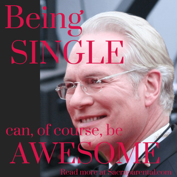 Tim Gunn, Tim Gunn celibate, celibacy, Being single, single life can be great,, Christian parenting