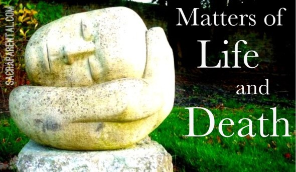Matters of Life and Death title image
