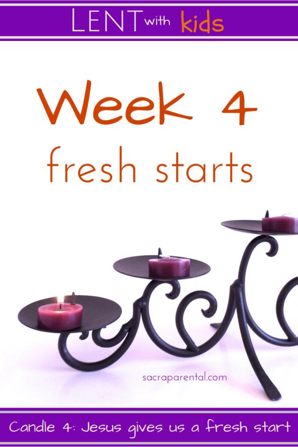 Lent with Kids Week 4   Sacraparental, family spirituality, Lent 4, Christian parenting blogs, New Zealand parenting blogs