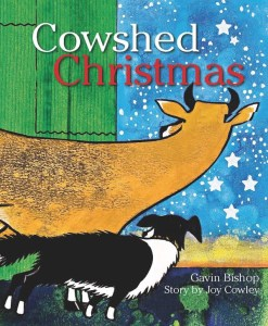Christmas picture books starring Jesus: One of my favourite kids' books for Christmas: Cowshed Christmas, Joy Cowley and Gavin Bishop | Sacraparental.com