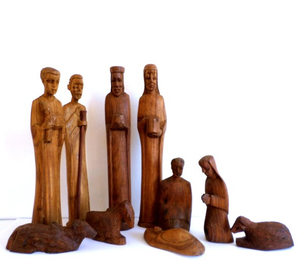 Nativity scene | Sacraparental.com