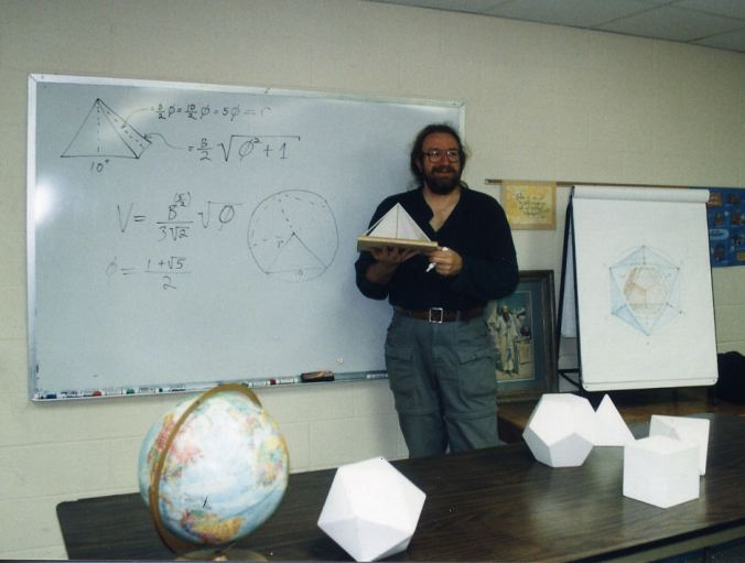 Randall Carlson circa 1985