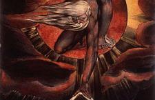 'Demiurge' by William Blake