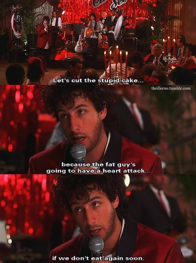 Adam Sandler Can't Handle Losing His Fiancee In The ...