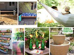 Small Of Easy Backyard Projects