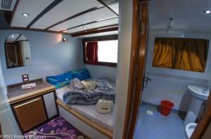 CU cabin