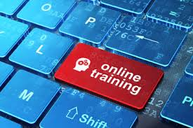 on line training image