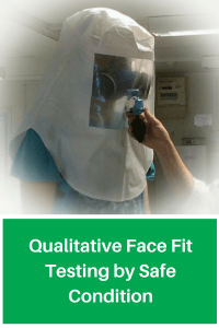 Qualitative Face Fit Testing by Safe Condition