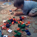 City Planner Blocks from Pure Play Kids (Giveaway!)