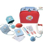 Toy Guide Highlight: Haba Doctor's Suitcase Kit