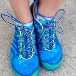Go Green Get Fit: Barefoot Running Merrell Shoe Review
