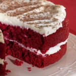 Red Velvet Cake without the FD&C Red Dye #40