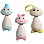Chan Pie Gnon Teethers by Vulli: Safe and Cute!