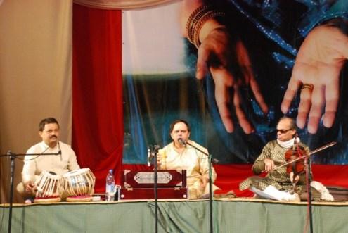 Выступление Nirmal Sangit Sarita