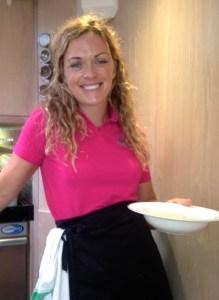 Chef Audrey Adamson