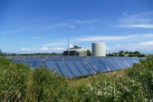 Sustainable Solutions - Energy - Samsø - Heating plant Nordby