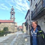 Cambados historic center
