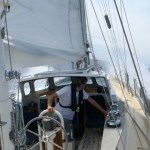 Crossing Bonifacio Straight