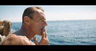"""The Odyssey"", a new movie about the life of Jacques Cousteau. TRAILER"