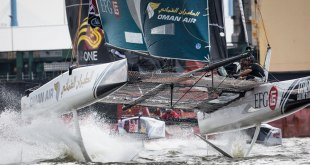 Extreme Sailing Series. Foiling is sailing in… the 3rd Dimension